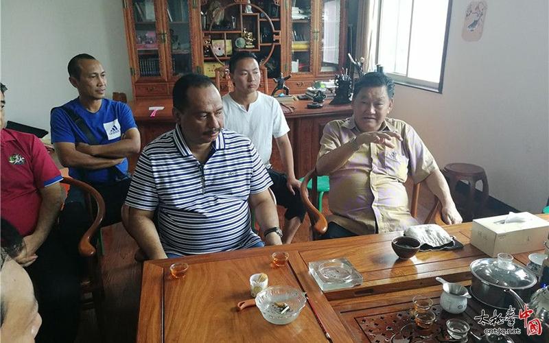 印度尼西亚东爪哇省体育局相关领导到访陈家沟太极拳功夫学校