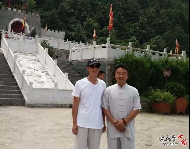 西安随太极应邀赴陕西洛南进行太极拳教学交流及展演活动