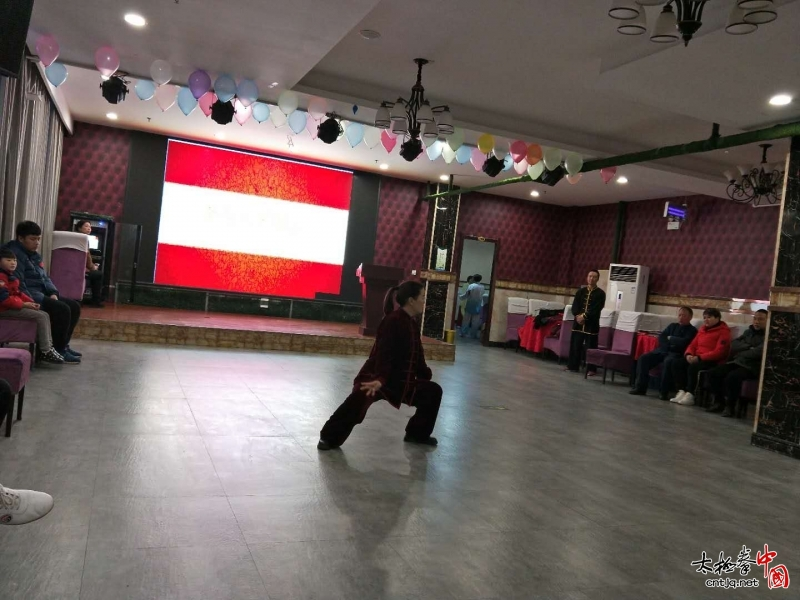 陈长义功夫研究会嵩县推广中心成立仪式在嵩县宴都会酒店圆满举行