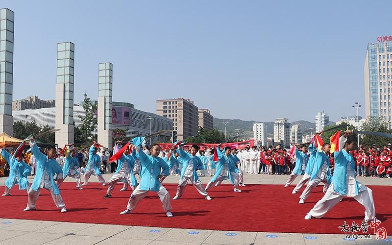 全民健身 身心双修——威海市第九届全民健身运动会圆满举行!