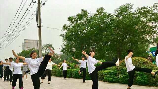 """""""吉祥·太极""""2019暑期太极拳培训班开始招生"""