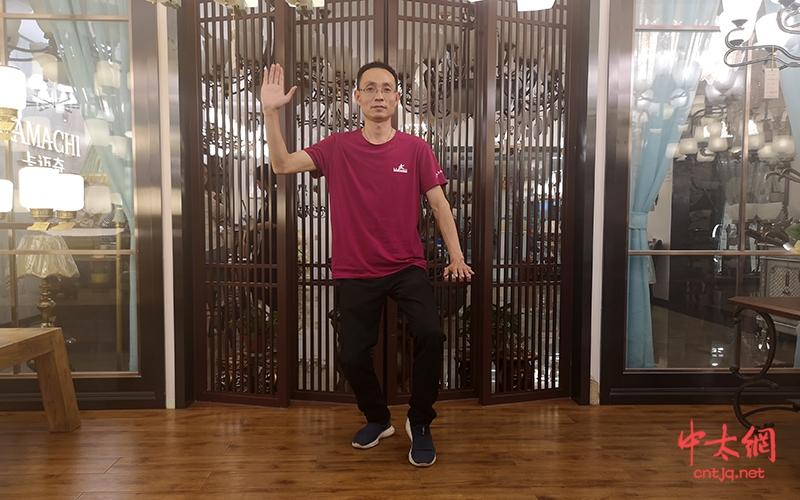 太极拳传承人——陈军