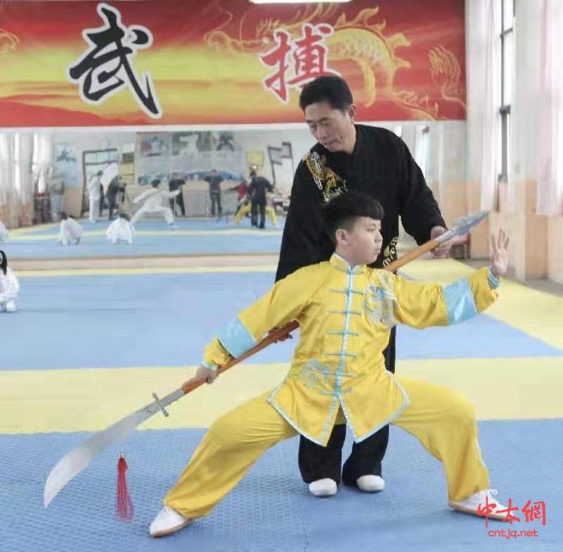 中太网专访:沁阳石狮太极拳协会会长——宗建贵
