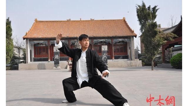 """太极名家张福旺谈太极拳产业发展:做大陈家沟培训产业 经济发展""""活水自来"""""""