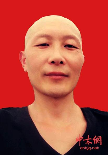 太极拳高级教练——陈凌枫
