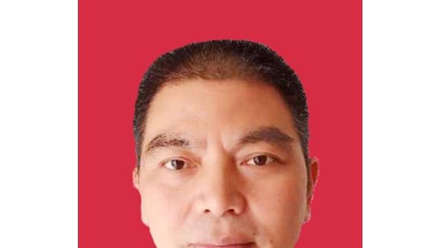 太极拳传承人——杨维福