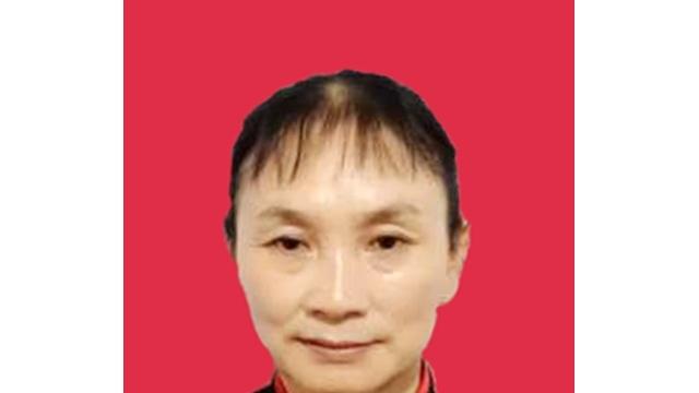 太极拳传承人——李俊英