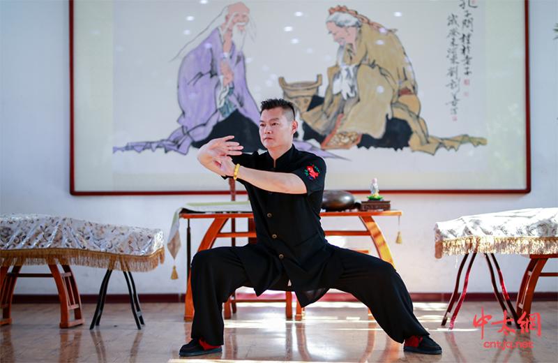 中国太极拳网山东分部