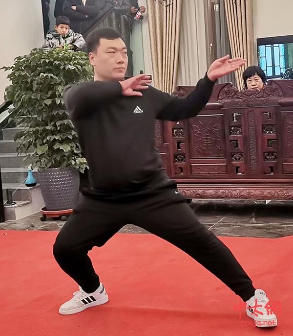 陈家沟禅武太极总会落成典礼暨2021年新春联谊会于陈家沟举行