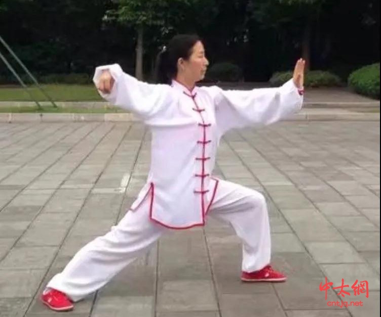 魏进:太极情痴 武林逐梦