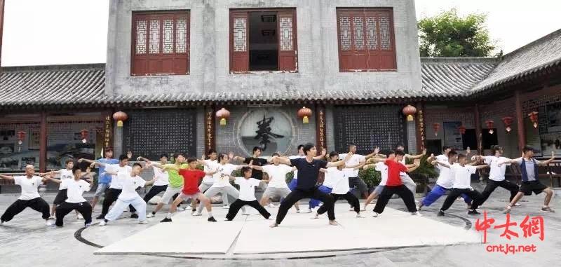 2021年陈家沟天才太极院暑假招生